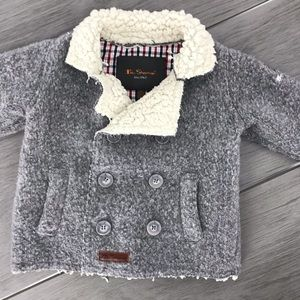 Ben Sherman boy 12month toddle jacket button up